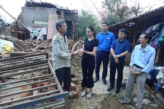 Ban Tổ chức Hoa hậu Việt Nam, báo Tiền Phong mang 'Mái ấm tình thương' đến Quảng Ngãi ảnh 5