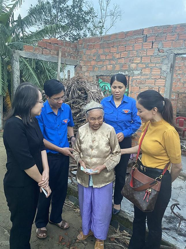 Ban Tổ chức Hoa hậu Việt Nam, báo Tiền Phong mang 'Mái ấm tình thương' đến Quảng Ngãi ảnh 2
