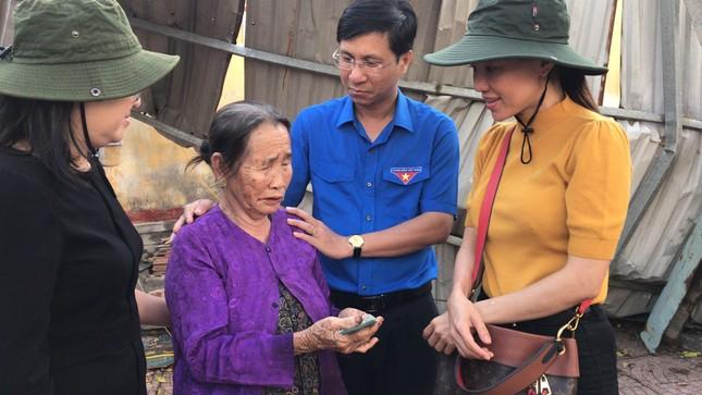 Ban Tổ chức Hoa hậu Việt Nam, báo Tiền Phong mang 'Mái ấm tình thương' đến Quảng Ngãi ảnh 1