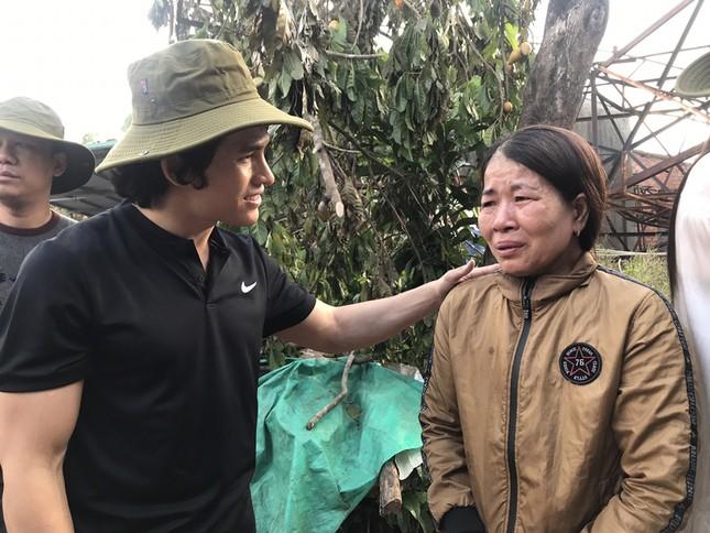 Ban Tổ chức Hoa hậu Việt Nam, báo Tiền Phong mang 'Mái ấm tình thương' đến Quảng Ngãi ảnh 15