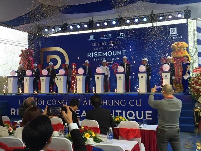 Đà Nẵng: Khởi công Dự án chung cư cao cấp Risemount Sea Boutique ảnh 3