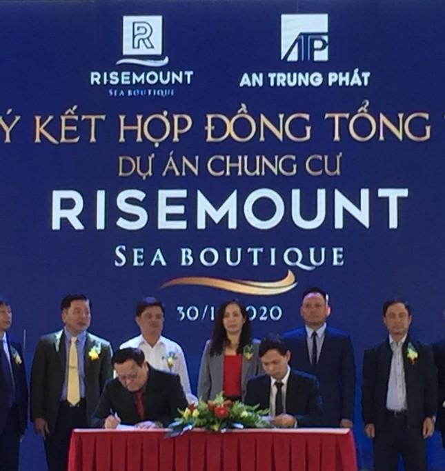 Đà Nẵng: Khởi công Dự án chung cư cao cấp Risemount Sea Boutique ảnh 2