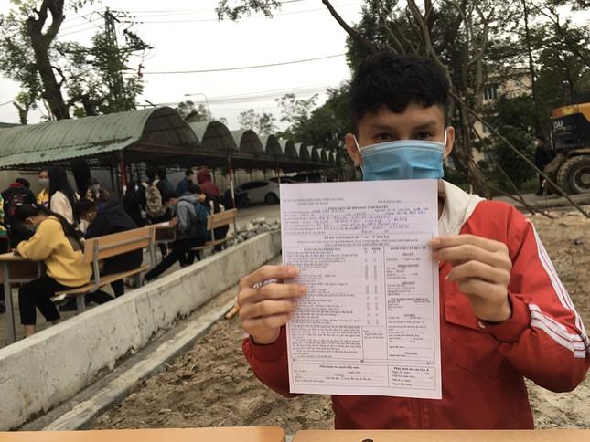 Mặc giá lạnh, sinh viên Đà Nẵng xếp hàng hiến máu ảnh 5