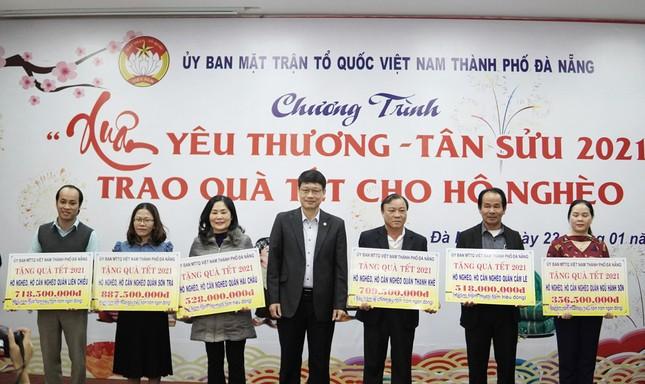 10.672 suất quà Tết cho người nghèo Đà Nẵng ảnh 2