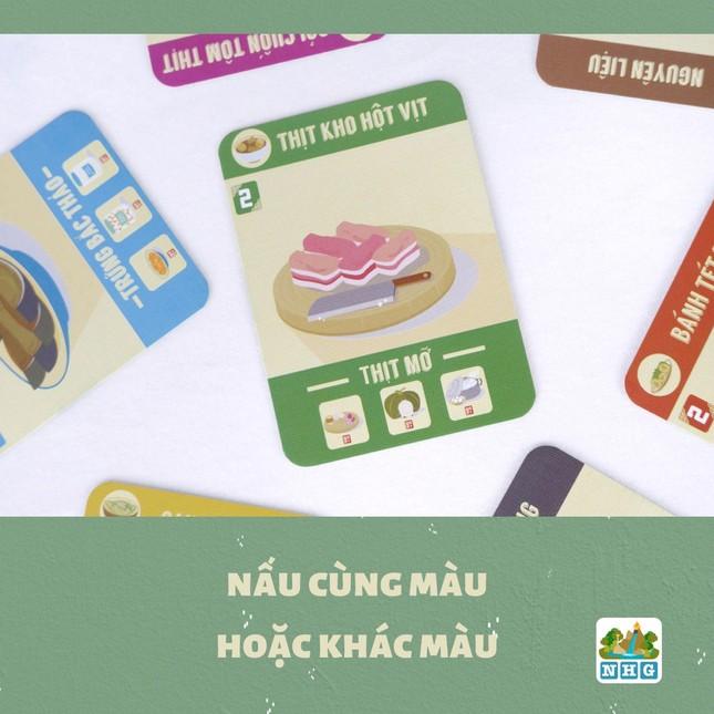 """Gọi tên board game yêu thích của hội """"Yêu bếp"""": Đi chợ, lên mâm loạt món """"chuẩn-nhà-làm""""  ảnh 1"""