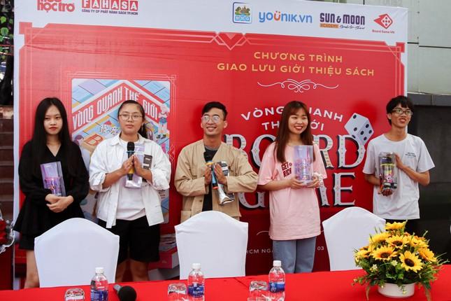"""""""Vòng quanh thế giới board game"""": Cùng chung giấc mơ đưa board game thuần Việt ra thế giới ảnh 3"""