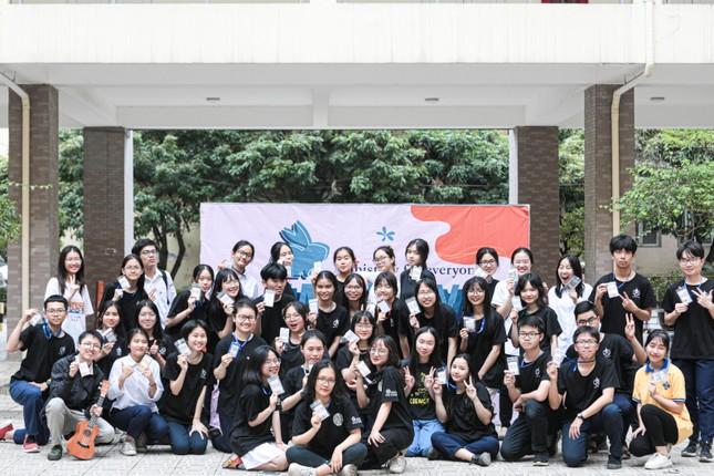 Hà Nội: Tìm hiểu lịch sử với lễ hội văn hóa độc đáo của teen THPT Chuyên Sư phạm ảnh 6