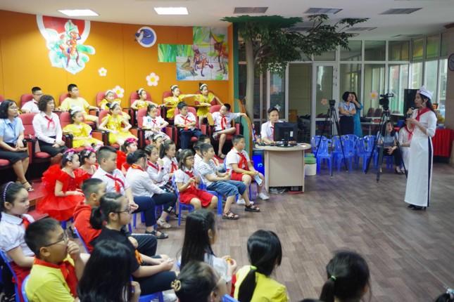 80 mùa hoa - Đội ta tiến lên: Chương trình giáo dục trải nghiệm cho học sinh tiểu học ảnh 9