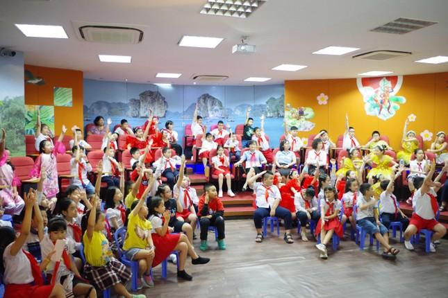80 mùa hoa - Đội ta tiến lên: Chương trình giáo dục trải nghiệm cho học sinh tiểu học ảnh 10