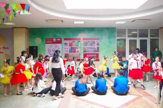 80 mùa hoa - Đội ta tiến lên: Chương trình giáo dục trải nghiệm cho học sinh tiểu học ảnh 11
