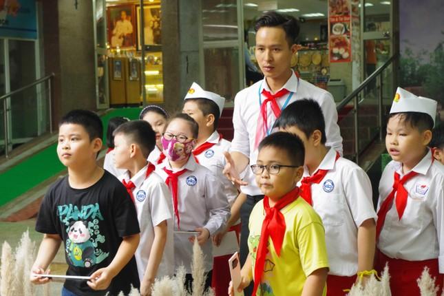 80 mùa hoa - Đội ta tiến lên: Chương trình giáo dục trải nghiệm cho học sinh tiểu học ảnh 14