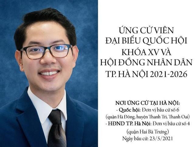 Nhà hoạt động vì cộng đồng LGBT+ Lương Thế Huy tự ứng cử đại biểu Quốc hội khóa XV ảnh 2