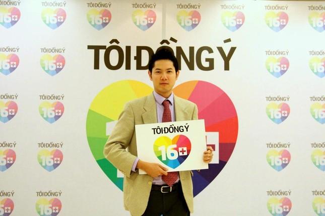 Nhà hoạt động vì cộng đồng LGBT+ Lương Thế Huy tự ứng cử đại biểu Quốc hội khóa XV ảnh 1