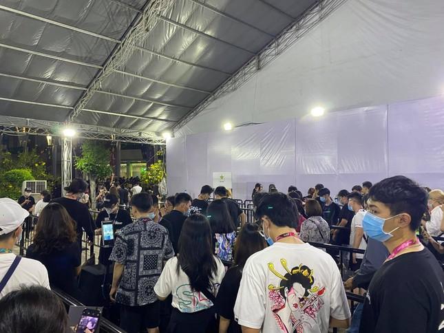 """Dàn rapper ngôi sao hội ngộ, concert """"Rap Việt"""" khiến khán giả trẻ thích thú vì quá đỉnh  ảnh 1"""