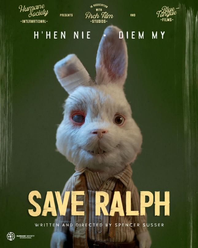 """H'Hen Niê và Diễm My 9X cùng sao Hollywood tham gia phim hoạt hình """"Save Ralph"""" ảnh 1"""