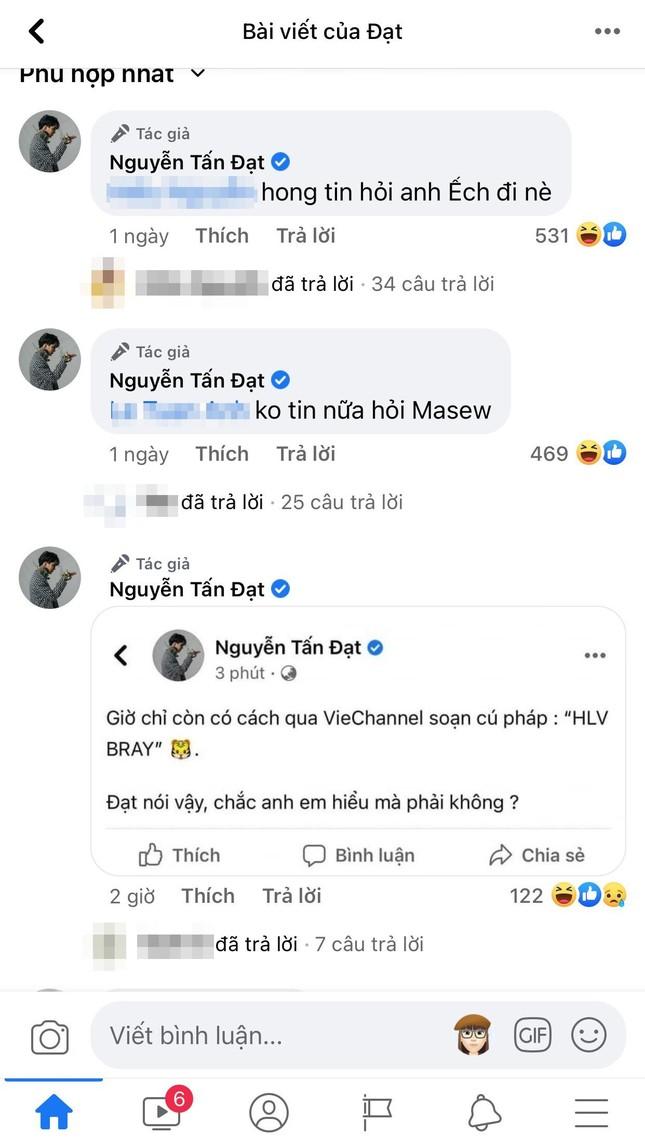 """Bất ngờ bị tiết lộ là thành viên cuối ngồi ghế nóng, """"Rap Việt"""" hủy hợp đồng với B Ray? ảnh 3"""