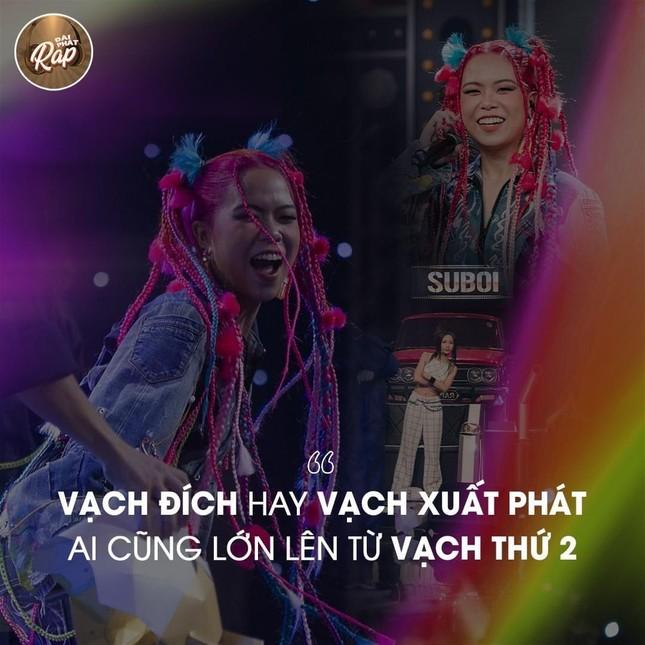 """Tự tin """"quẩy"""" Rap Việt mùa 2 với """"từ điển Rap"""" của """"dân trong nghề""""  ảnh 4"""