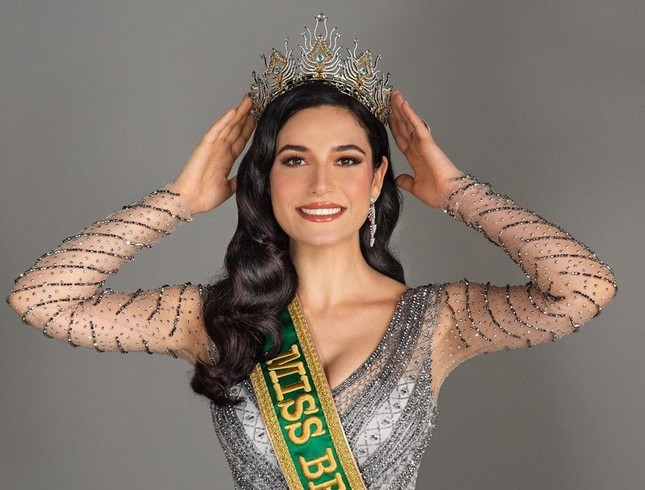 Miss Universe 2021 Winner Mexico / Andrea Meza Crowned ...