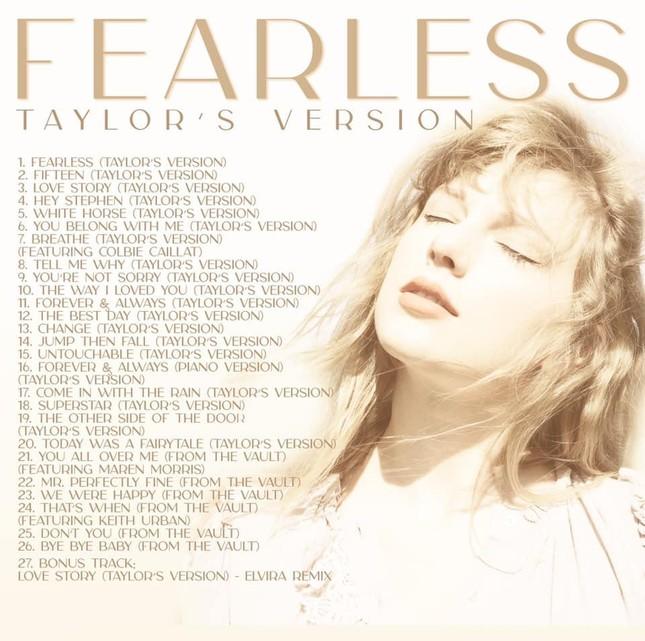 Taylor Swift tung clip khó hiểu nhưng các fan chỉ mất 13 phút để giải mã ảnh 2