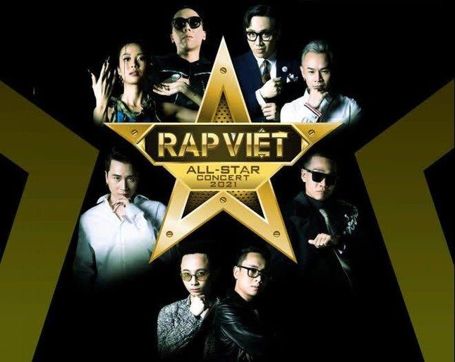 Live concert Rap Việt All-Star ấn định ngày tổ chức mới, HLV Wowy lập tức rủ bạn bè tụ hội ảnh 1
