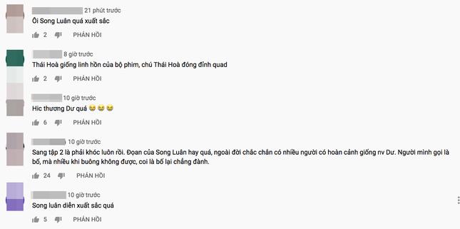 """Song Luân khiến khán giả """"nổi da gà"""" vì diễn xuất nhập tâm trong tập 2 """"Cây Táo Nở Hoa"""" ảnh 5"""