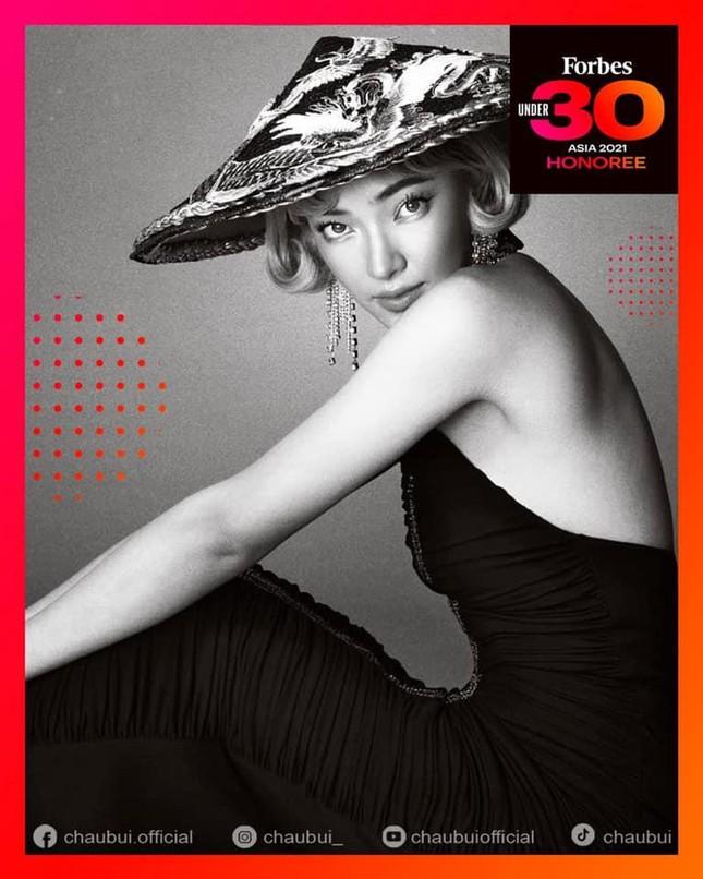 """Châu Bùi khiến fan tự hào vì được góp tên trong danh sách """"30 Under 30 Asia"""" của Forbes ảnh 1"""