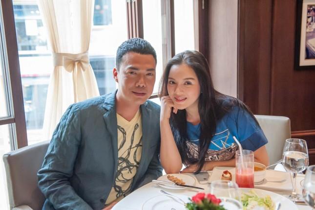 Lý Nhã Kỳ nhắc đến người anh kết nghĩa Tạ Thiên Hoa và lời hứa mời sao TVB về Việt Nam ảnh 1