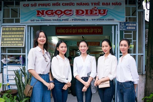 Người đẹp Nhân ái của Hoa Hậu Việt Nam 2020: Tài sắc vẹn toàn không bàn cãi! ảnh 2