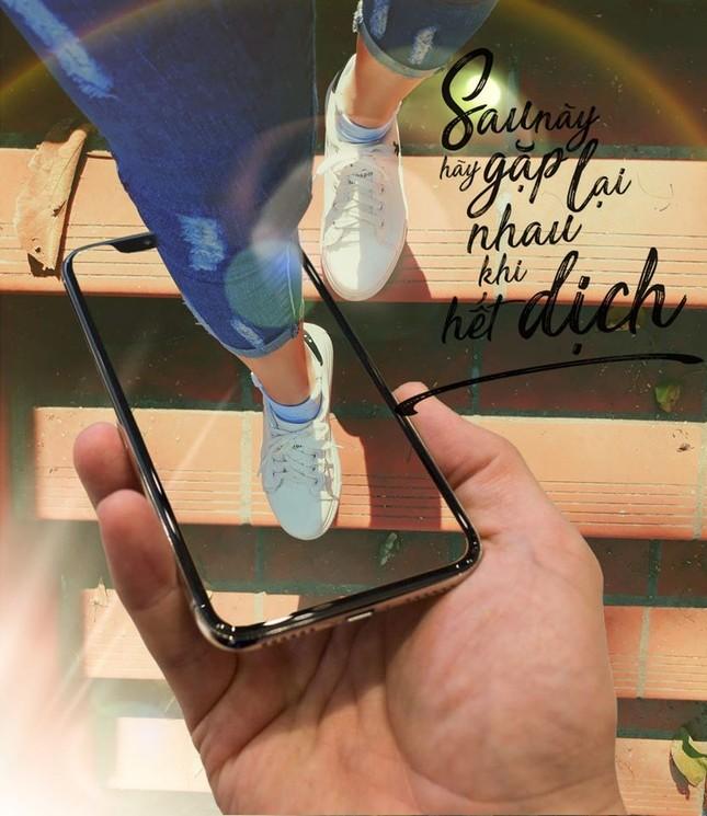 """Cập nhật ngay và luôn trend chỉnh ảnh mới nhất của hội """"sống ảo"""": Xuyên điện thoại ảnh 8"""