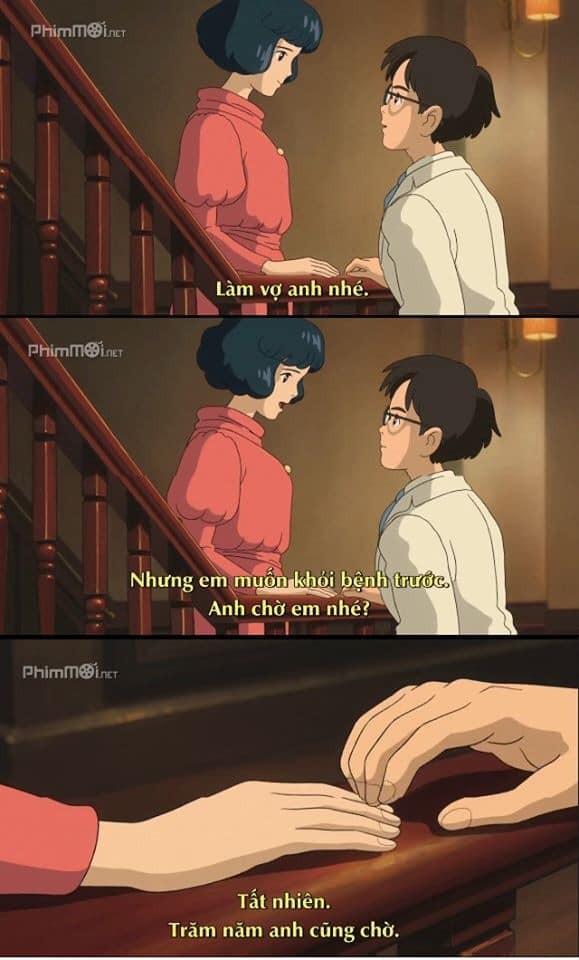 """Phát hiện vui: """"Thả thính"""" không trượt phát nào, chỉ có thể là nam chính nhà Ghibli! ảnh 6"""