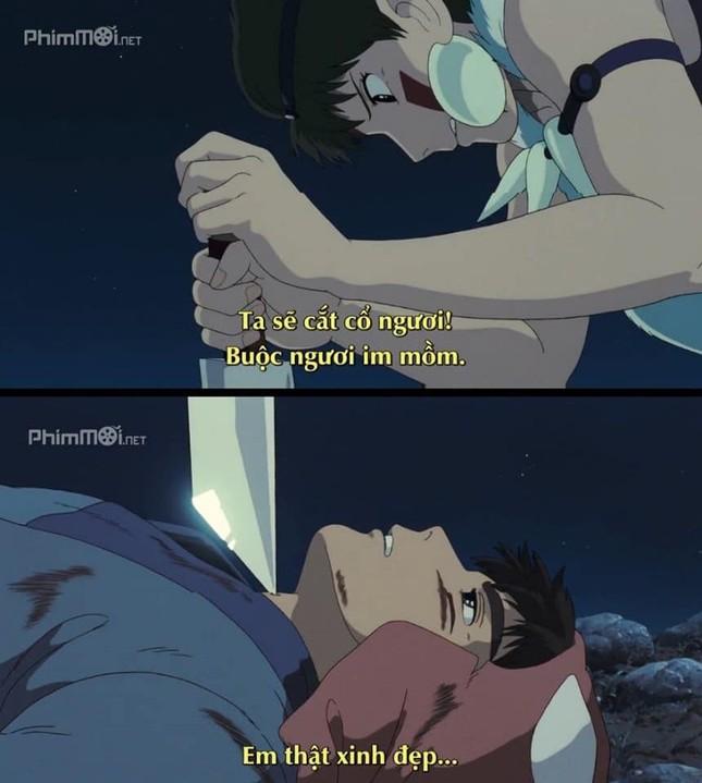 """Phát hiện vui: """"Thả thính"""" không trượt phát nào, chỉ có thể là nam chính nhà Ghibli! ảnh 1"""