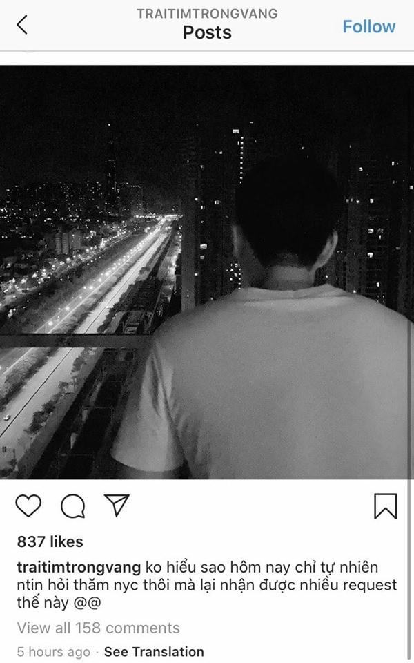 Rốt cuộc chàng trai họ Trái tên Vắng trong MV mới của Bích Phương là hư cấu hay có thật? ảnh 2