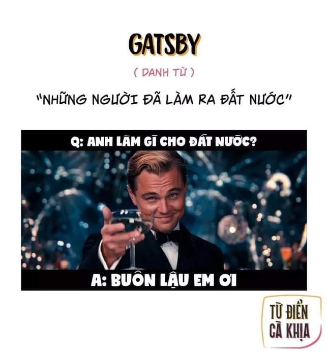 """Bài thi Văn tốt nghiệp THPT 2020 điểm 10 gây tranh cãi vì liên hệ với """"The Great Gatsby"""" ảnh 4"""