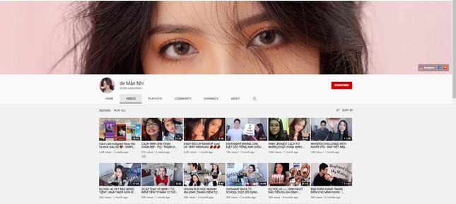"""Mệnh danh """"bông hồng lai"""" lại còn giỏi, YouTuber Mẫn Nhi bật mí cách """"đáp trả"""" anti-fan ảnh 3"""