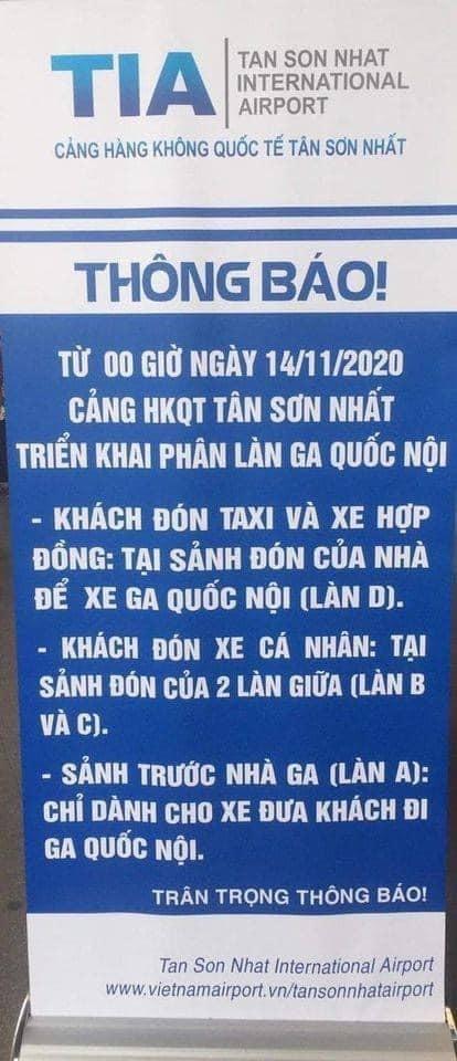 Hạ cánh sân bay Tân Sơn Nhất, hành khách phải leo 4 tầng để bắt Grab và trả phụ phí 50K ảnh 1