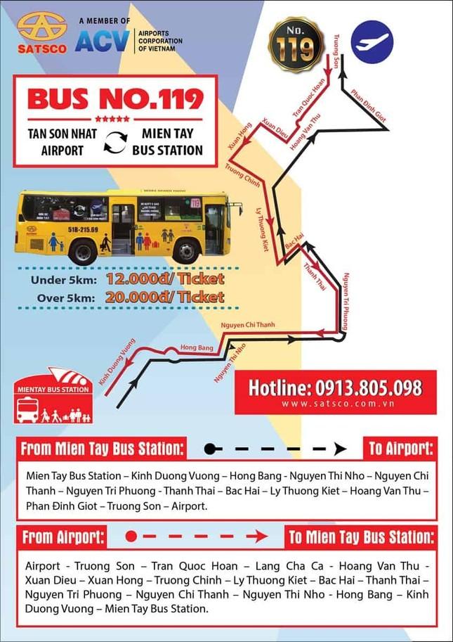 Top 3 cách di chuyển từ sân bay Tân Sơn Nhất về thành phố vừa tiện vừa rẻ, bạn biết chưa? ảnh 5
