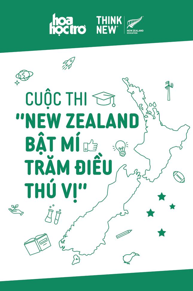 """Khởi động cuộc thi khám phá New Zealand: """"New Zealand - Bật mí trăm điều thú vị"""" ảnh 1"""