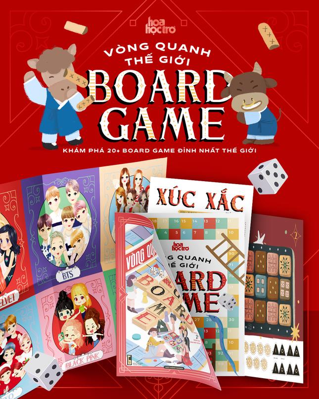 """Tặng bạn cơ hội chơi board game và rinh quà """"đỉnh của kim tự tháp"""" hoàn toàn miễn phí! ảnh 5"""