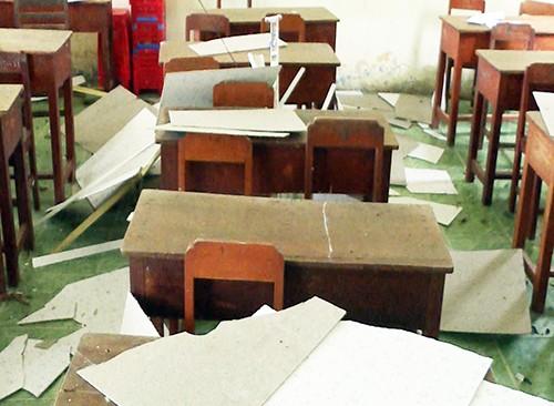 Liên tiếp những vụ tai nạn thương tâm: Cảnh báo an toàn trường học! ảnh 4