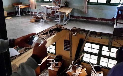 Liên tiếp những vụ tai nạn thương tâm: Cảnh báo an toàn trường học! ảnh 5