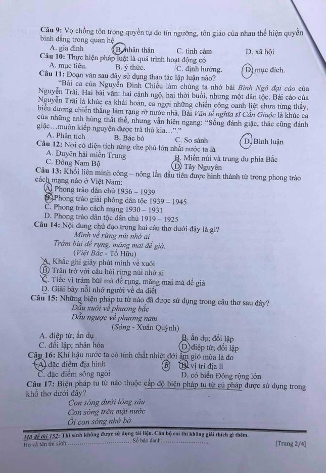 Thi năng khiếu của trường Báo: Nghĩa cử đẹp mùa dịch COVID-19 được đưa vào đề thi ảnh 3