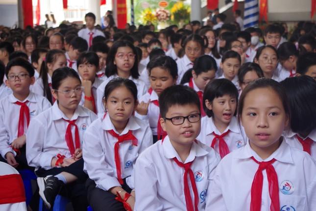 """Ngôi trường có hơn 70% học sinh thi đỗ trường chuyên mừng """"sinh nhật"""" 10 năm thành lập ảnh 7"""
