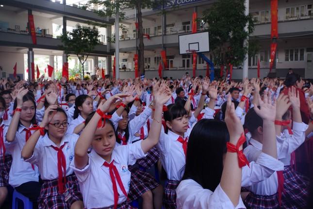 """Ngôi trường có hơn 70% học sinh thi đỗ trường chuyên mừng """"sinh nhật"""" 10 năm thành lập ảnh 9"""