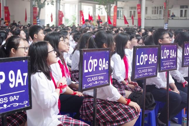 """Ngôi trường có hơn 70% học sinh thi đỗ trường chuyên mừng """"sinh nhật"""" 10 năm thành lập ảnh 3"""