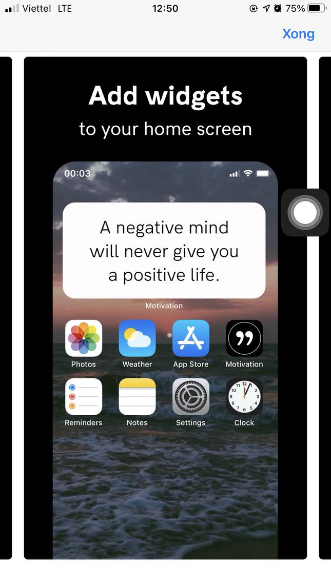 """Để màn hình iPhone """"chất như nước cất"""": Khám phá ngay 6 app biến đổi giao diện kỳ ảo này ảnh 1"""