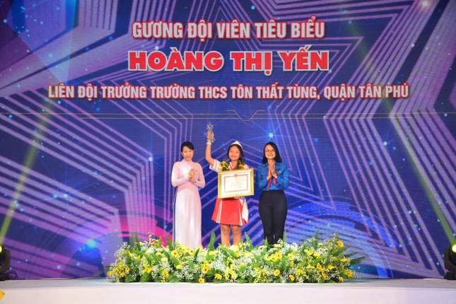 """Đề cử Top 20 Gương mặt trẻ Việt Nam tiêu biểu: """"Tuổi Đội là khoảng thời gian đẹp nhất của mình!"""" ảnh 1"""