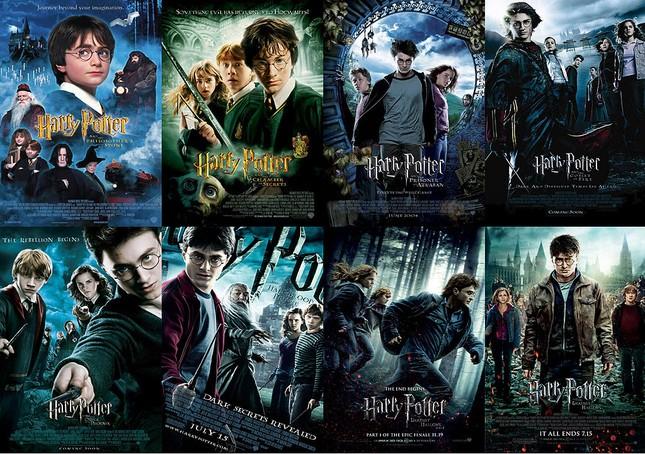 """""""Harry Potter"""" phần đầu cán mốc 1 tỷ USD nhờ chiếu lại, fan Việt mê xem phim rạp nghĩ sao? ảnh 1"""