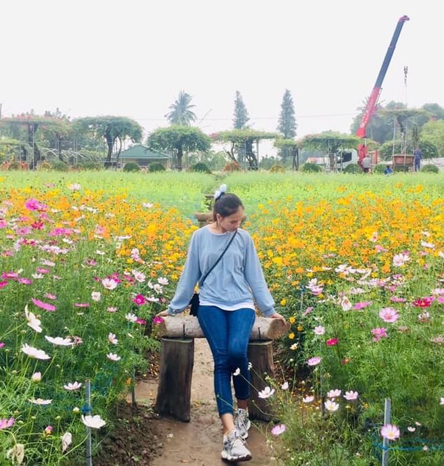 """Học viện Nông nghiệp Việt Nam sở hữu không gian tràn ngập sắc hoa, tha hồ """"sống ảo"""" ảnh 10"""