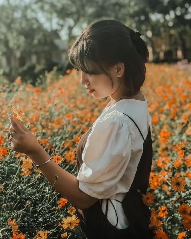 """Học viện Nông nghiệp Việt Nam sở hữu không gian tràn ngập sắc hoa, tha hồ """"sống ảo"""" ảnh 5"""