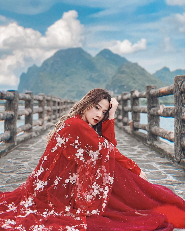 Du Xuân đầu năm tại ngôi chùa lớn nhất Việt Nam, phong cảnh yên bình và đẹp như một thước phim điện ảnh ảnh 13